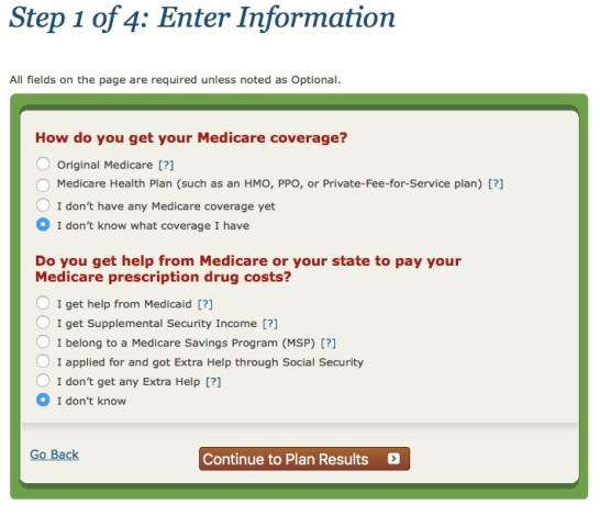 Medicare Advantage Search Tool