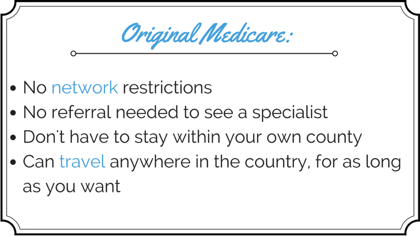 Qualities of Original Medicare